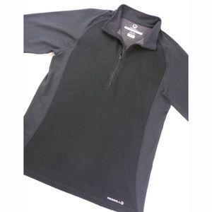 Merrell Men's Small 1/2 Zip Pullover